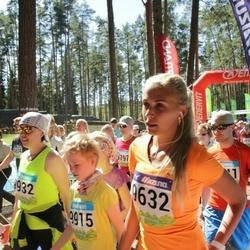34. Tartu Jooksumaraton - Berit Neumann (9632), Rasmus Andrei (9915)