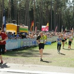 34. Tartu Jooksumaraton - Andor Aland (8008), Raigo Kivi (8229)