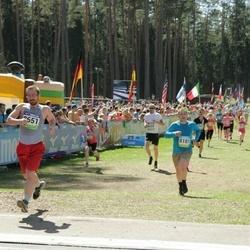 34. Tartu Jooksumaraton - Artjom Karja (8181), Aleksei Rakitin (8651)