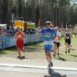 34. Tartu Jooksumaraton - Aare Allaje (8011), Andrus Mölder (8482)