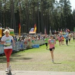 34. Tartu Jooksumaraton - Annely Illak (8111)