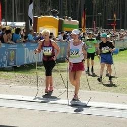 34. Tartu Jooksumaraton - Jana Napritson (2613), Merge Reining (2650)