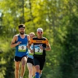 34. Tartu Jooksumaraton - Rait Ratasepp (2), Marek Nõmm (9)