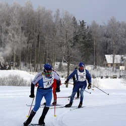 29. Viru Maraton - Ago Veilberg (26), Janek Truu (41)