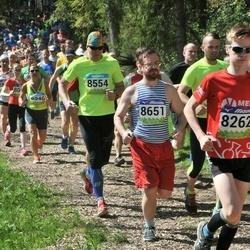 34. Tartu Jooksumaraton - Ander Markus Kroon (8262), Aleksei Rakitin (8651)