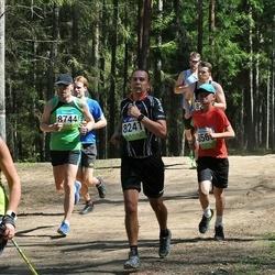 34. Tartu Jooksumaraton - Anita Peiponen (2623), Kaimar Kollom (8241), Marten Murrand (8566), Ahto Selter (8744)