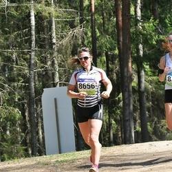 34. Tartu Jooksumaraton - Annika Kartsepp (8186), Renda Randoja (8656)