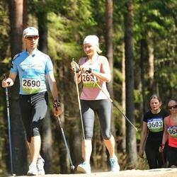 34. Tartu Jooksumaraton - Aarne Tiit (2690)