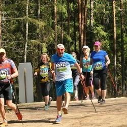 34. Tartu Jooksumaraton - Aare Paulov (2742), Riho Pürn (8642), Eha Kriks (9528), Kaarin Lukk (9590)