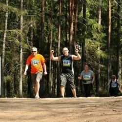 34. Tartu Jooksumaraton - Jaak Kurel (9537), Andre Limbak (9581)