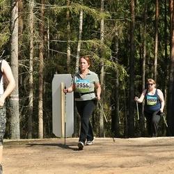 34. Tartu Jooksumaraton - Andre Limbak (9581), Hele Hõbejärv (9956), Mery-Liis Jüri (9977)