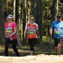 34. Tartu Jooksumaraton - Reliika Aug (9445), Arle Nagel (9446), Jüri Truus (9451)
