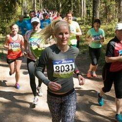 34. Tartu Jooksumaraton - Annika Aruots (8031)