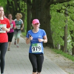 Tartu Kevadjooks - Annika Tennokese (979)