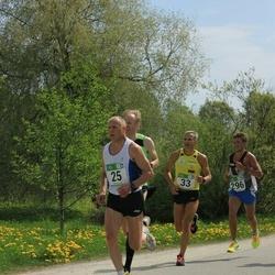 Tartu Kevadjooks - Ago Veilberg (25), Alar Ridamäe (33)