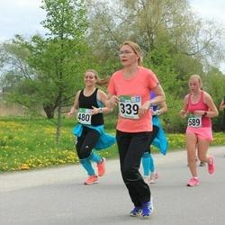 Tartu Kevadjooks - Elina Reedi (339), Anni Adamson (480), Claire Miljukova (589)