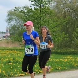Tartu Kevadjooks - Annika Tennokese (979), Hedi Joost (5238)