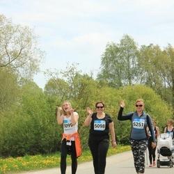 Tartu Kevadjooks - Karin Parts (5098), Aet Variksaar (5251)