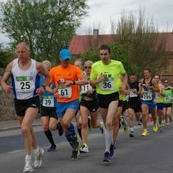 Tartu Kevadjooks - Ago Veilberg (25), Aaro Tiiksaar (36), Erkki Hummal (51)