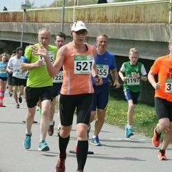 Tartu Kevadjooks - Marten Lauri (313), Ade Russak (521)