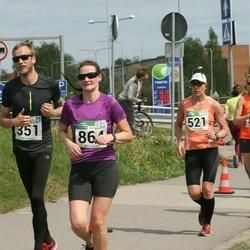 Tartu Kevadjooks - Toomas Paabstel (351), Ade Russak (521)