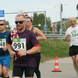 Tartu Kevadjooks - Tiit Mauer (566), Priit Beet (748), Bruno Kadak (991)