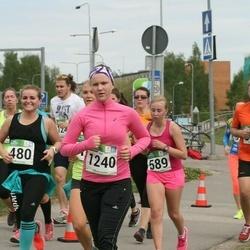 Tartu Kevadjooks - Anni Adamson (480), Claire Miljukova (589), Ann Saks (1240)