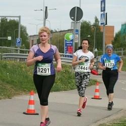 Tartu Kevadjooks - Leili Prans (1173), Sigrid Mark (1291), Anna-Liisa Laas (1444)