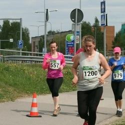 Tartu Kevadjooks - Birgit Soo (1200)