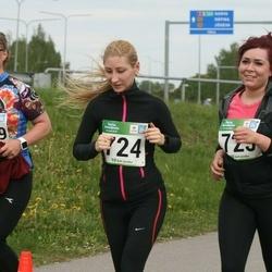 Tartu Kevadjooks - Erle Paju (724), Anne Mägi (5289)