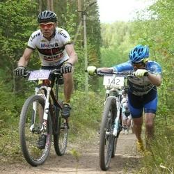 Vooremäe Rattamaraton - Aldor Kerner (142), Toomas Tuuna (2006)