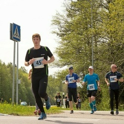 MyFitness Viimsi Jooks - Margus Mets (43), Der Valk Mike Van (45), Art Oppi (73), Einar Niin (162)