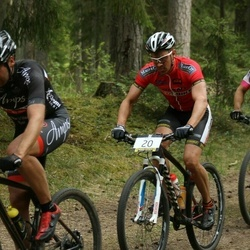 Vooremäe Rattamaraton - Kristo Sepp (20), Andre Kull (70)