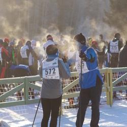 29. Viru Maraton - Epp-Mare Kukemelk (572), Agu Lipping (605)