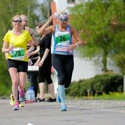 MyFitness Viimsi Jooks - Marge Nõmm (26), Annika Veimer (78)