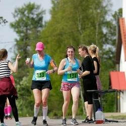 MyFitness Viimsi Jooks - Annemari Paas (133), Liisa Post (134)
