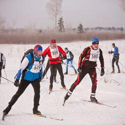 29. Viru Maraton - Urmas Kubja (311), Arthur Raichmann (580), Aleksandr Kardakov (859)