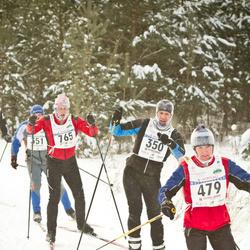 29. Viru Maraton - Tarvo Kapp (350), Annika Talvar (479), Markus Vähi (765)