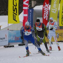 RMK Kõrvemaa Suusamaraton - Urmo Alling (21), Bert Tippi (34), Ain Veemees (109)