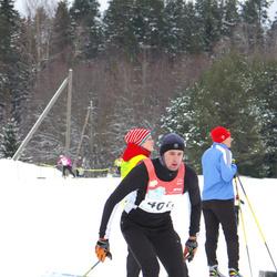 RMK Kõrvemaa Suusamaraton - Andre Pukk (401)