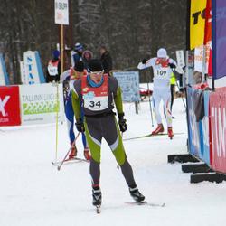 RMK Kõrvemaa Suusamaraton - Bert Tippi (34)