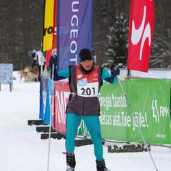 RMK Kõrvemaa Suusamaraton - Arne Pihkva (201)