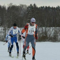 Sakala maraton - Andrus Kasekamp (6), Alar Savastver (129)