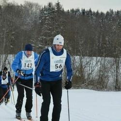 Sakala maraton - Anders Eensalu (56), Aivar Vonk (142)