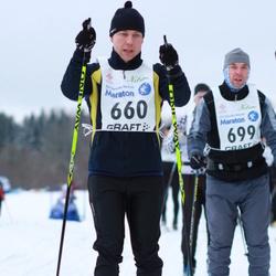16. Tamsalu-Neeruti Maraton - Meelis Arumägi (660), Aadu Sedman (699)