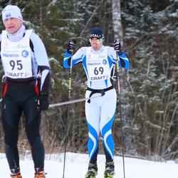 16. Tamsalu-Neeruti Maraton - Taikki Tillemann (69), Janek Vana (95)