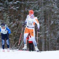 16. Tamsalu-Neeruti Maraton - Liisa Kull (322)