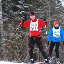 16. Tamsalu-Neeruti Maraton - Marek Eskor (511), Andi Piliste (598)