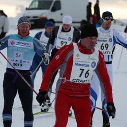 16. Tamsalu-Neeruti Maraton - Indrek Pak (53), Taikki Tillemann (69), Airat Fahrutdinov (76)
