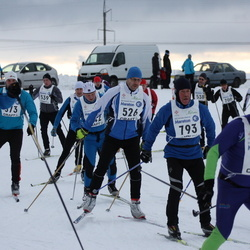 16. Tamsalu-Neeruti Maraton - Arno Pärna (526), Andres Rannamets (793)